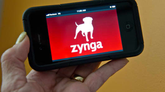 Zynga has begun testing use of bitcoin payments.