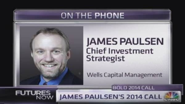 James Paulsen: 2014 could be year of the commodity comeback