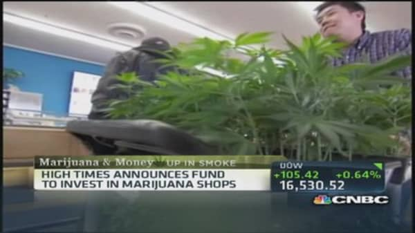 High Times announces new fund