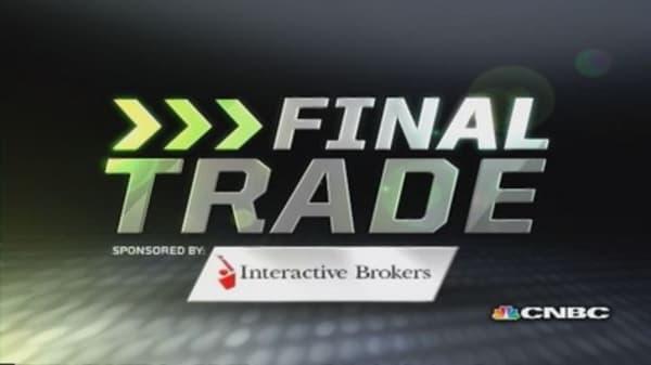 FM Final Trade: KO, GOOG, ANN, COL