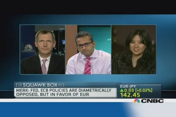 Euro-phoria or euro-phobia? FX titans debate