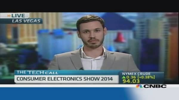 Wearable tech, smart devices dominate CES 2014