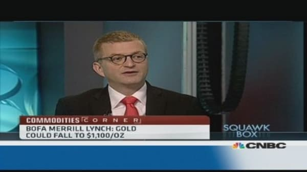EM buying not enough to boost gold: Pro