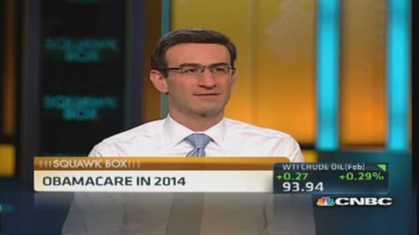 Orszag's parting shots on Obamacare