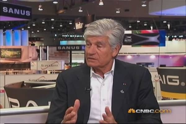 Publicis CEO on advertising's future