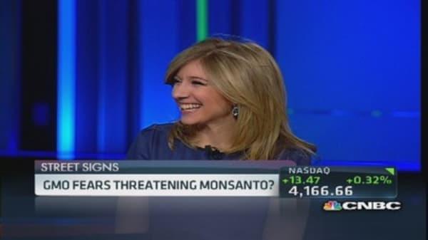 GMO fears threatening Monsanto?