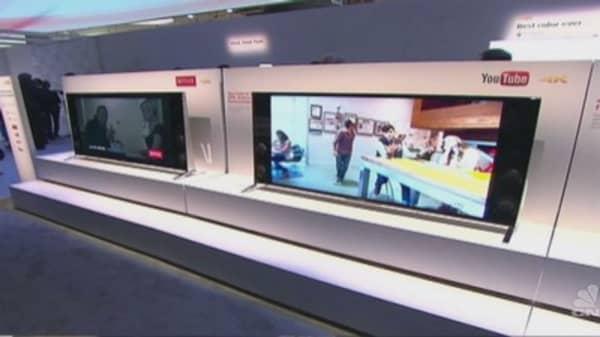 CES 2014: The 4K TV craze