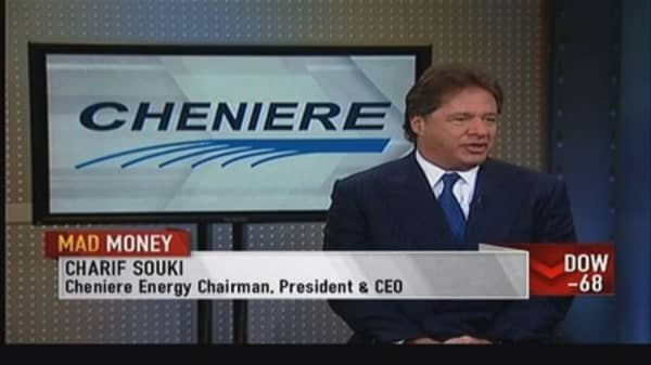 Domestic oil and gas renaissance with Cheniere Energy CEO
