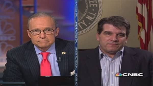 Fort Lee Mayor: Christie should apologize to Fort Lee