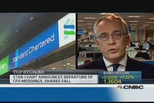 Standard Chartered's news: Does it matter?