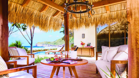Mukul Beach is on Nicaragua's Emerald Coast.