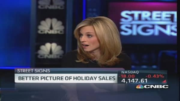 Hot or not holiday sales?