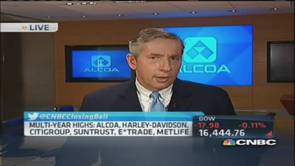 Alcoa CEO: Focusing on what matters