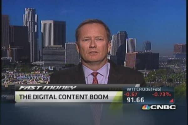 Digital big growth area: Lionsgate