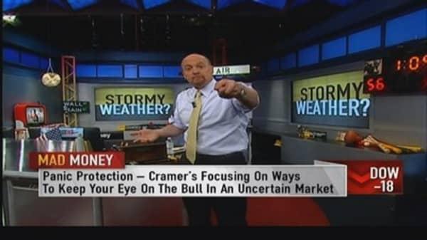Why Washington worries Cramer