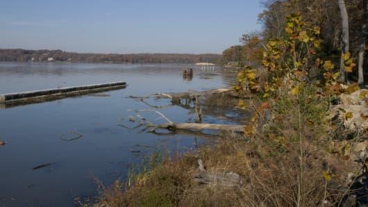 Potomac River, Virginia.