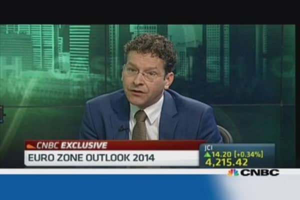 Eurogroup: Not worried about low inflation