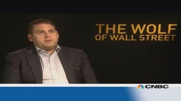 CNBC catches up with the stars of Wolf on Wall Street