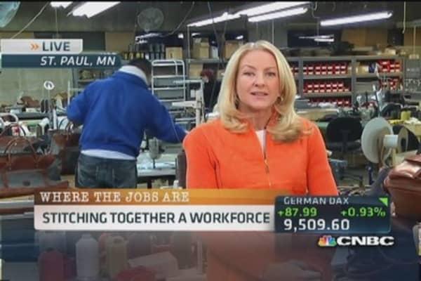 Skilled labor shortage plagues biz growth