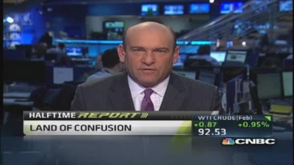 Fed won't see labor market as tight: Liesman