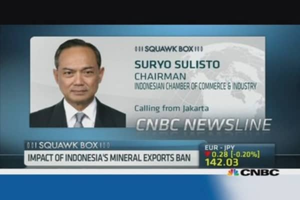 How Indonesia's mineral ban will boost growth