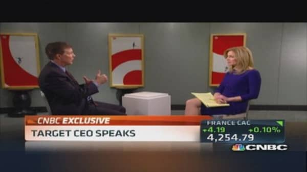 EMV chip technology offers better safety: Target CEO