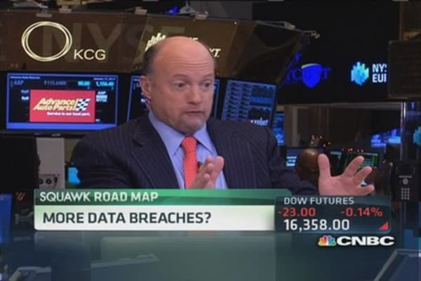 Cramer: I'm losing trust in the system
