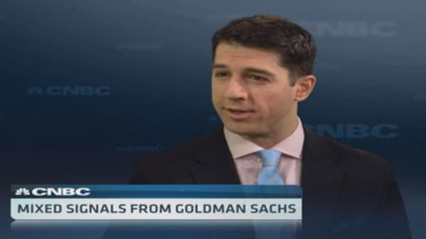 What does Goldman Sachs really think?