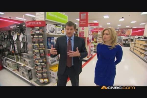 Target CEO: 2014 a better year