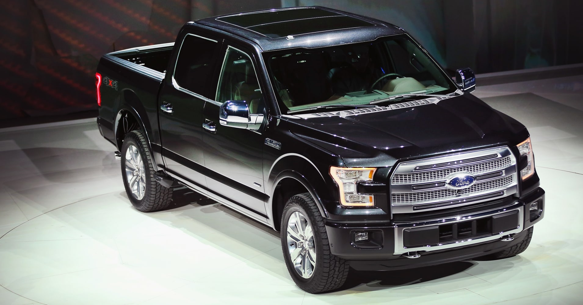 Luxury Vehicle: Trucks, Luxury Cars Lead Charge At Detroit Auto Show