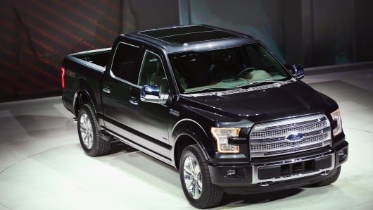 Ford's 2014 F-150