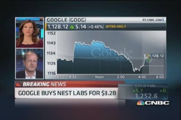 Big move for Google: Pro