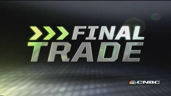 Fast Money Final Trade: YUM, GLD, F & TLT
