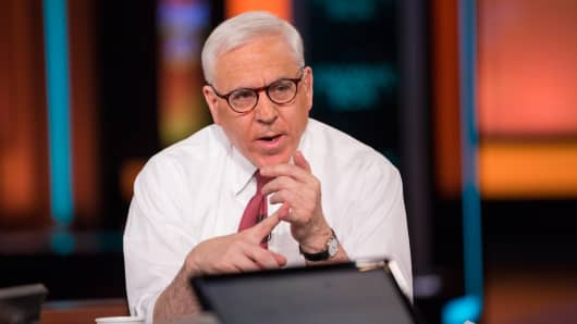 David Rubenstein, The Carlyle Group co-founder and managing director