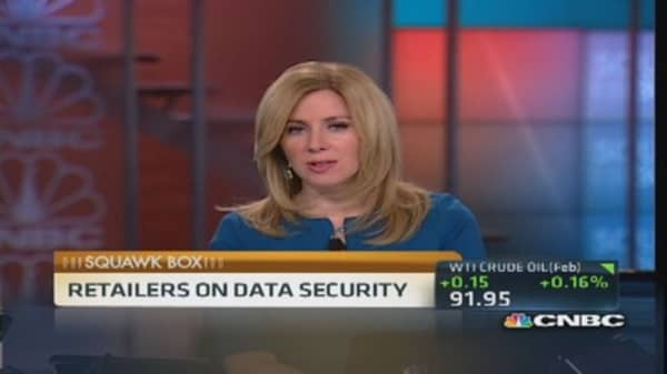State of data security in retail