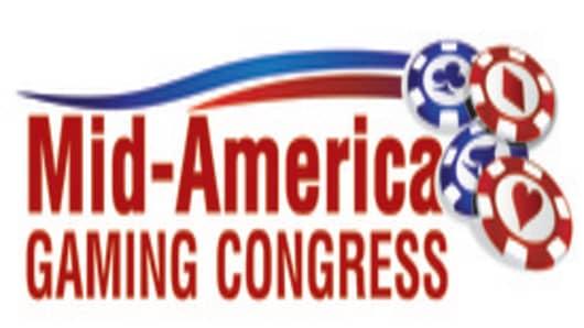 Mid American Gaming Congress logo