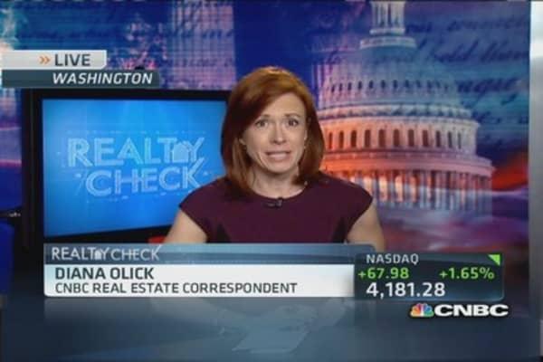 Mortgage market slows