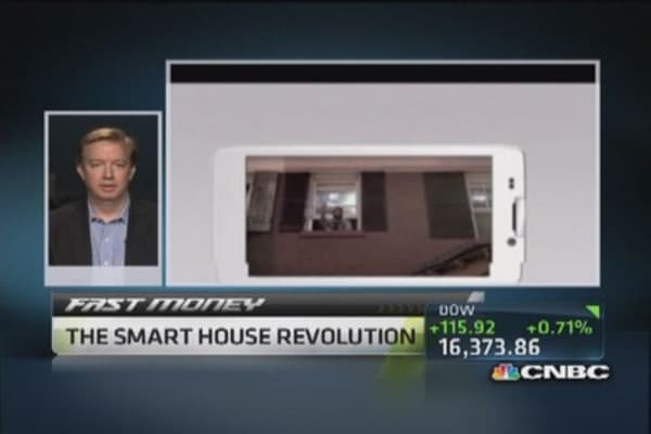 The smart house revolution