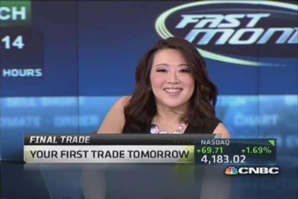 Fast Money Final Trade: GM, VIC, C & APC