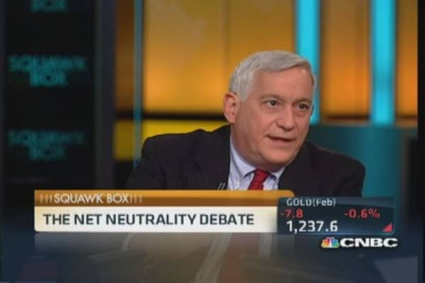 Isaacson on net neutrality ruling