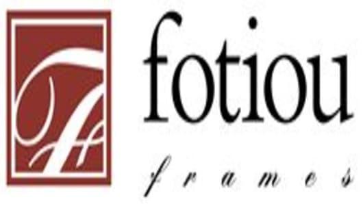 Fotiou Frames logo