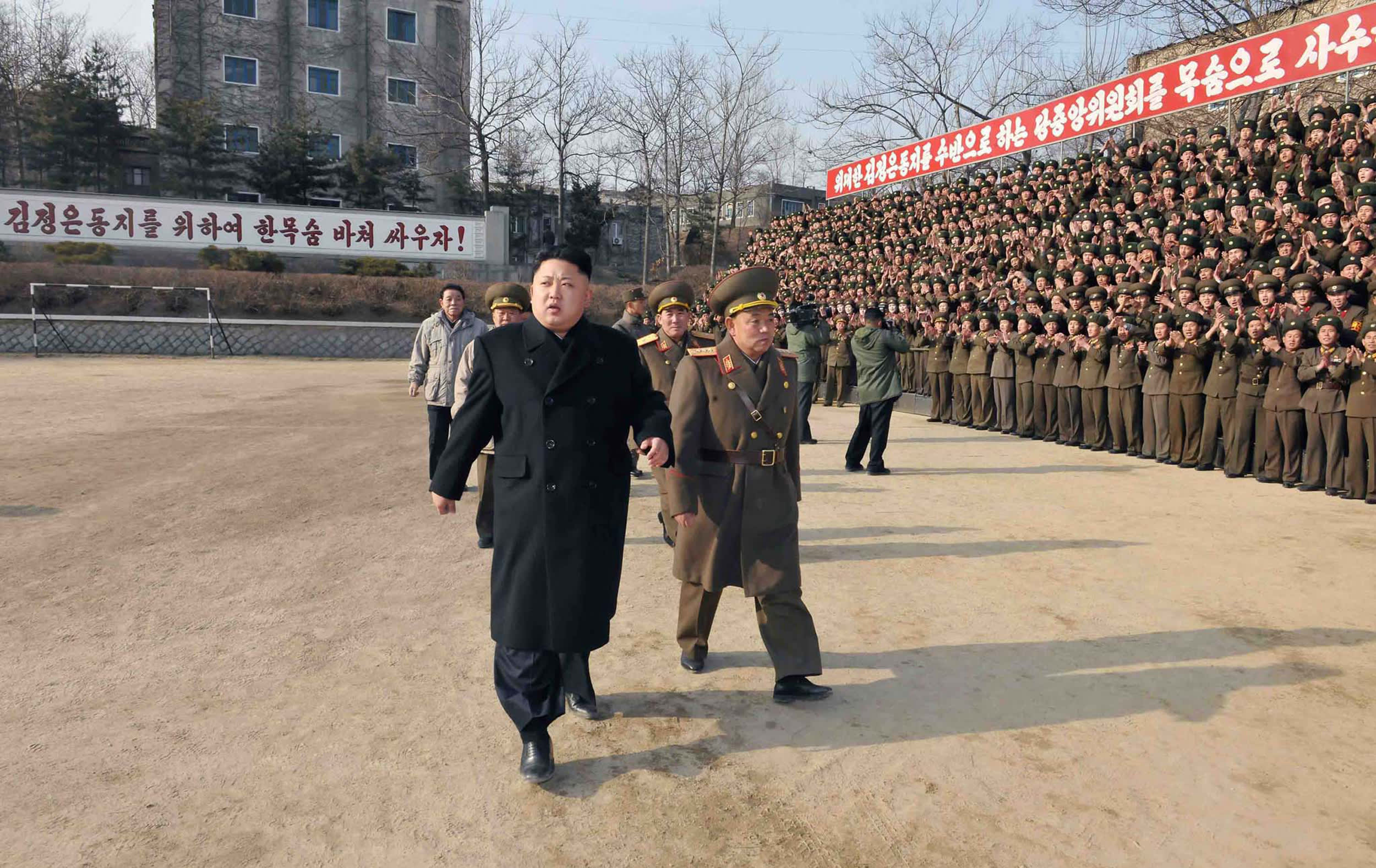 north korea markets and military rule