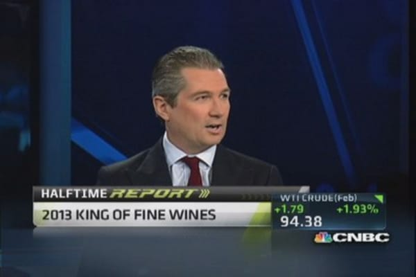 2013 king of fine wines