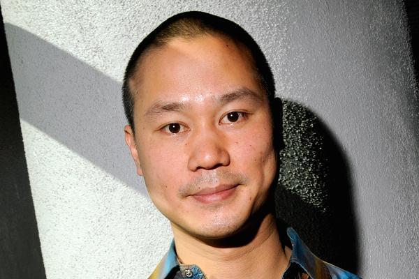 Tony Hsieh, CEO of Zappos.com