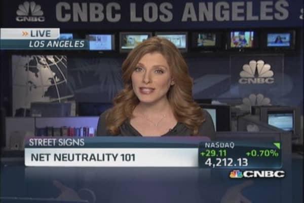 Net neutrality 101