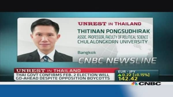 May revise Thai growth to 3%: Capital Economics