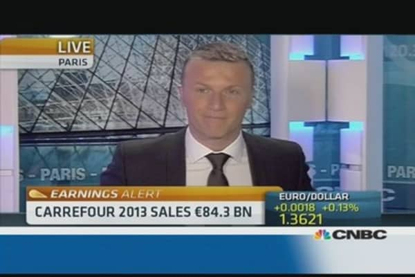 Carrefour earnings boosted by Spanish recovery