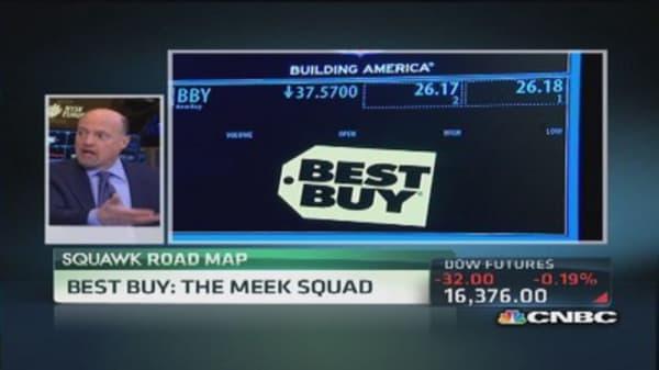 Cramer: Best Buy needs a reset