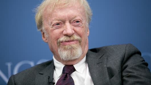 Phil Knight, chairman and co-founder of Nike Inc.