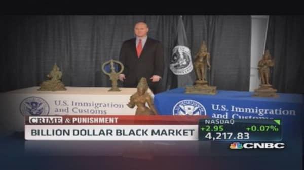 Billion dollar black market